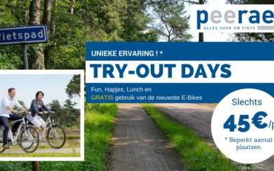 E-Bike TRY-OUT Days 2017